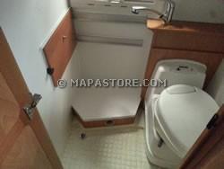 modifiche interne zona bagno e personalizzazioni camper | mapastore.com