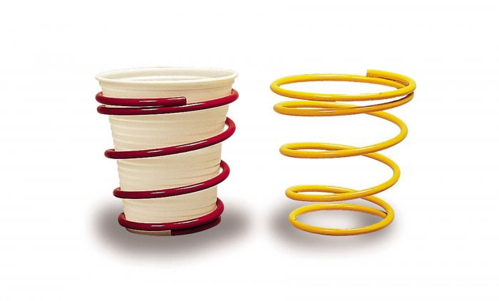 Portabicchieri spiral fix - Porta bicchieri ...
