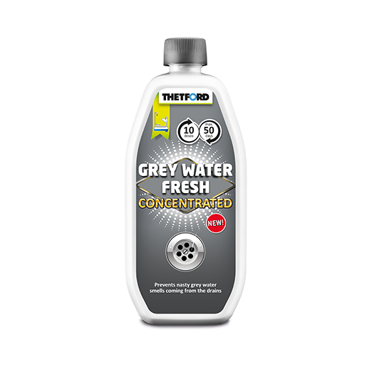 THETFORD GREY WATER FRESH CONCENTRATED - LIQUIDO ACQUE GRIGIE